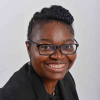 Okyerebea Ampofo-Anti, partner in the dispute resolution practice, Webber Wentzel