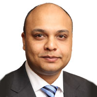 Samresh Ramjith, director cyber security, EY
