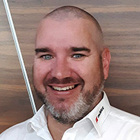 Shaun Searle, Country Manager - Africa Regions, Redstor