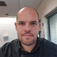 Tinus Visagie, Head of Data Integration: Regional Operations, Absa Group