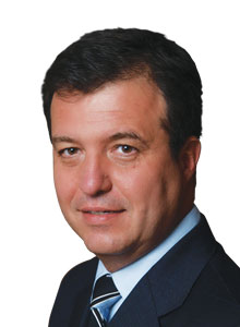 Dr. Rado Kotorov, Global vice president and chief innovation officer, Information Builders