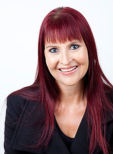 Debbie Visser, Events business development director - Events