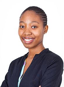 Mpho Tshabalala, Events Assistant