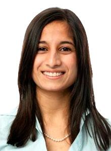 Nerushka Deosaran, senior associate and business development manager, Norton Rose Fulbright