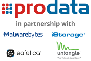 Prodata in partnership with iStorage and Safetica