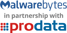 Malwarebytes in partnership with Prodata