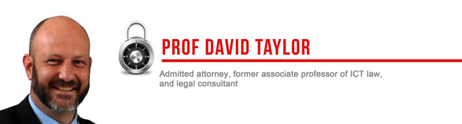 Prof David Taylor
