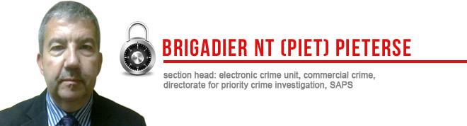Brigadier NT (Piet) Pieterse
