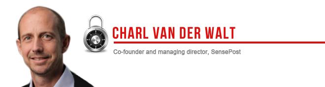 Charl van der Walt