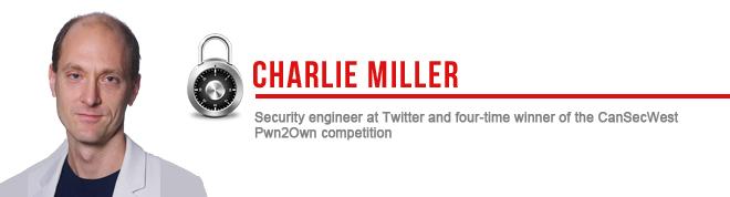 Charlie Miller