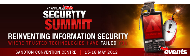 ITWeb Security Summit 2012