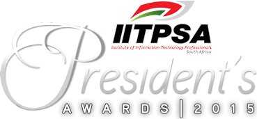 IITPSA President Awards 2015 Logo