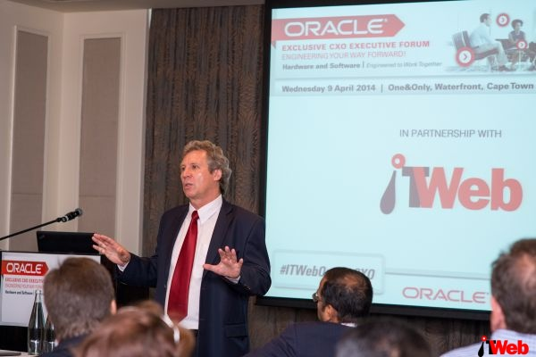 Oracle Cape Town 2014