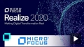 : Micro Focus Realize 2020 - Day 2