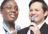 Tshifhiwa Ramuthaga, CIO of the FSB, and Gian Visser, CEO of Afrihost, won in 2014.