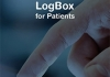 LogBox captures patients' electronic information once, and can then share it multiple times in future.