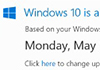 To cancel the scheduled software upgrade, Windows 7 and 8.1 users have to read the window and select the right option. (Picture: Microsoft)