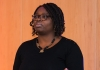 Okyerebea Ampofo-Anti, partner in the commercial litigation department at Webber Wentzel.
