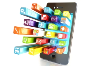 App installs through Android's Google Play captured about 60% of install volume, says the IDC.