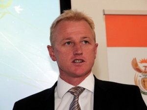 FNB's competition remains the banks rather than telcos, says CEO Jacques Celliers.