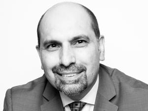 Sal Laher, CIO of Eskom.