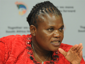 Despite the ruling, minister Faith Muthambi will be in Mpumalanga driving registration for free STBs on Friday.