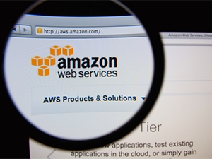 Amazon Web Services delivered more profit in the quarter than Amazon's retail business.