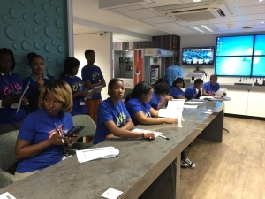 Cisco will host 20 young South African girls as part of the Girls Power Tech initiative.