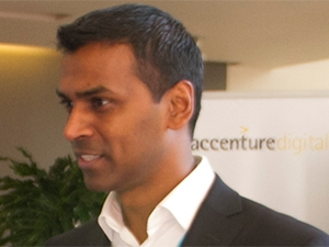 Lee Naik, MD of Accenture Digital, will speak at the ITWeb Digital Economy Summit in October on what it means to go digital.
