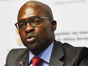 Home Affairs minister Malusi Gigaba says his department is on track to replace 38 million ID books with smart ID cards. (Photo: DOC)