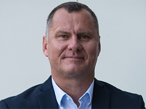 Servaas Venter, EMC's Director: Enterprise All-Flash Sales for TEEAM and Russia.