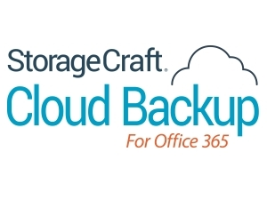 StorageCraft launches Cloud Backup for Office 365.
