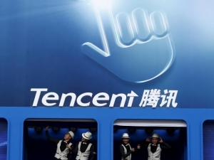Tencent established Future Mobility to make electrified self-driving cars.