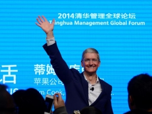 Apple CEO Tim Cook's trips to China and India have exposed market stresses for he tech giant.
