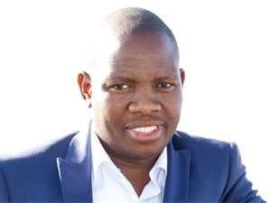 Mandla Mkhwanazi, digital business leader, Transnet.