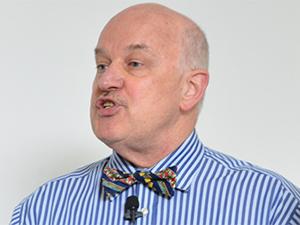 Peter Tobin, CEO of Peter Tobin Consultancy.