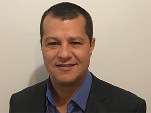 Pieter Engelbrecht, country manager of HPE Aruba, Hewlett Packard Enterprise, SA.