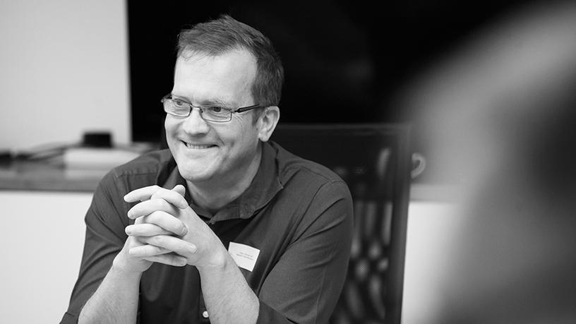 Gary Allemann, MD at Master Data Management.