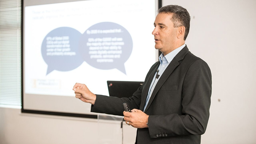 Morne Bekker, country manager at NetApp SA and district manager, SADC region.