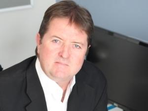 Paul Wright, founder, Datafinity.