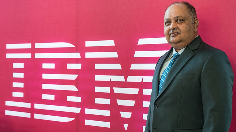 Amit Dave, CTO for IBM Systems, MEA: The challenge with storage architecture is how to remove latency.