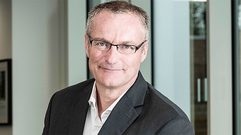 Dave Funnell, manager of VMware Cloud Provider Business, Sub-Saharan Africa.