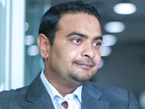 Arihant Jain, head of business for MEA, Freshworks.