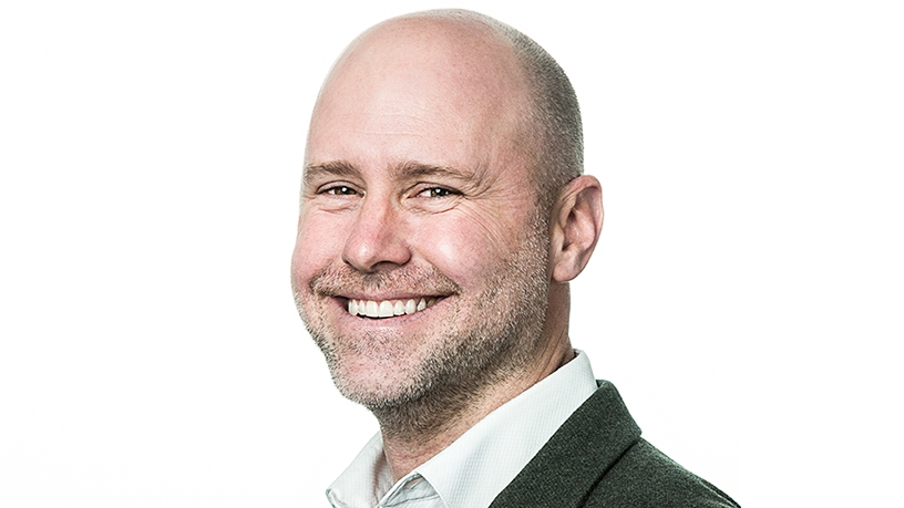 Gareth James, network and security sales specialist for VMware.