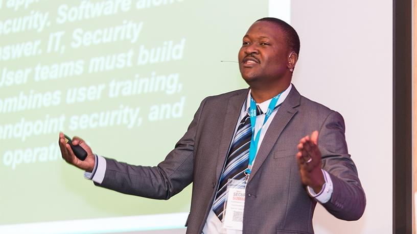 Kudawashe Charandura, director: Cyber Security at Sizwe Ntsaluba Gobodo Advisory.
