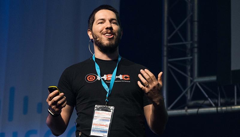 Rodrigo Branco, senior principal security researcher at Intel.