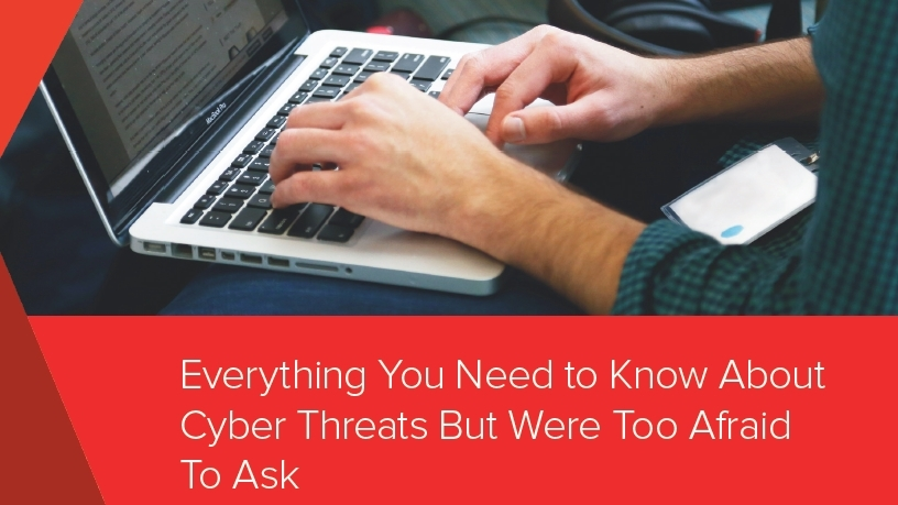 Cyber threats: all you need to know.