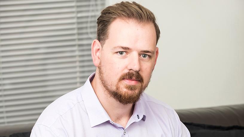 Evan Barke, senior consultant at Keyrus.