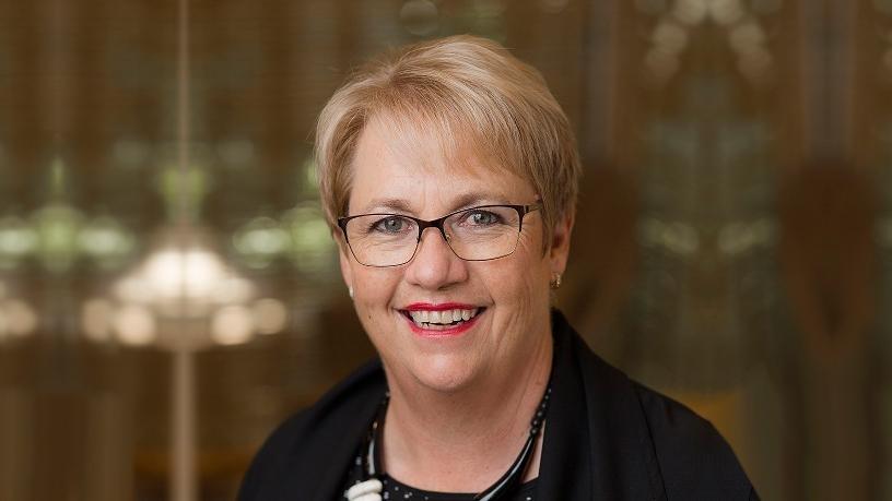 Lenore Kerrigan, head of sales at UiPath SA.