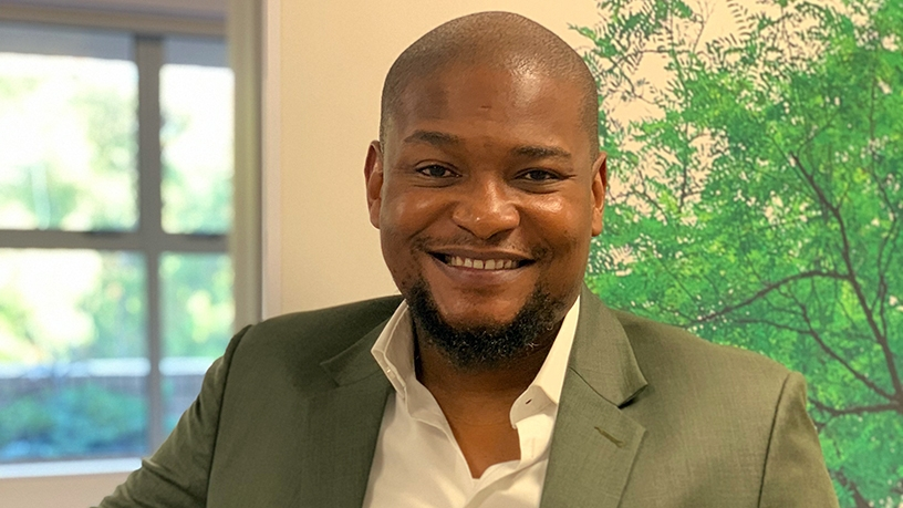 Tshepo Motshegoa, group CIO of 3Sixty Financial Services Group.